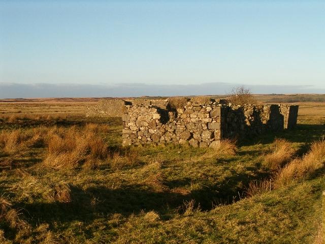 Ruin at Gruinart