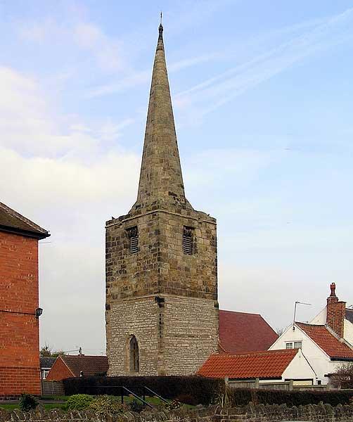 Bradmore Church
