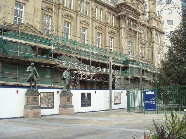 Former Post Office, City Square, Leeds