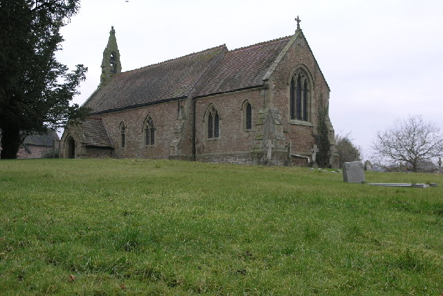 All Saints Church Neenton