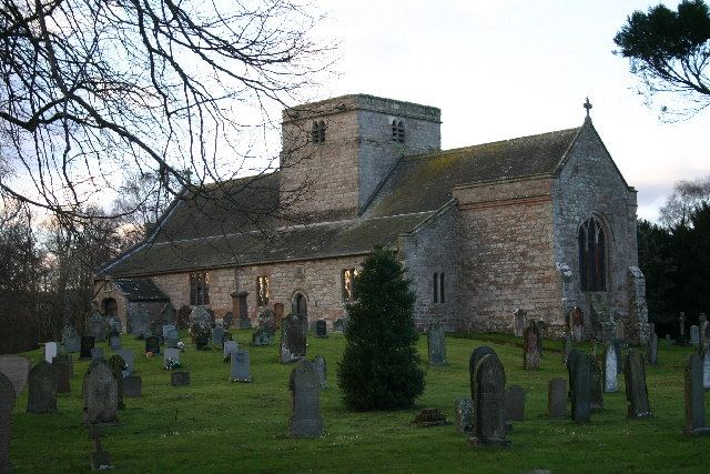 St Michael's Church Barton