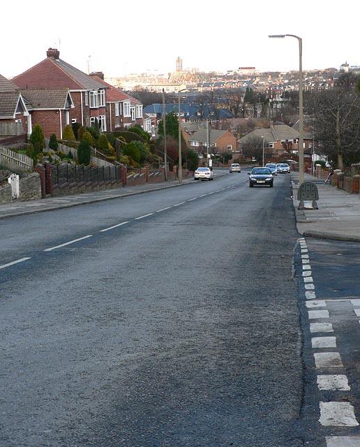 Tunstall Road