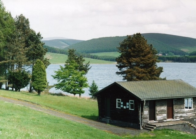 Backwater Reservoir Hut