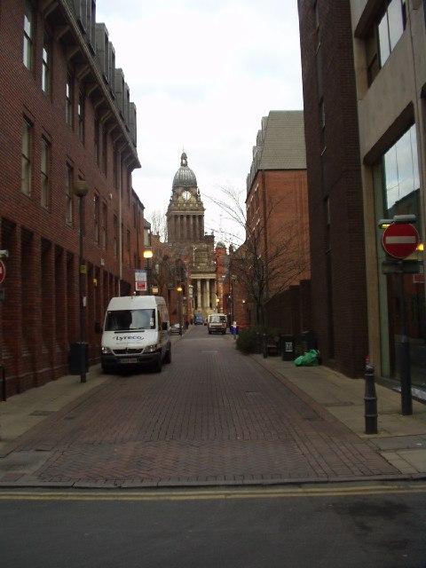 Park Cross Street, Leeds
