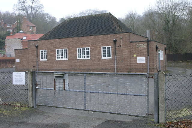 Ironbridge Telephone Exchange
