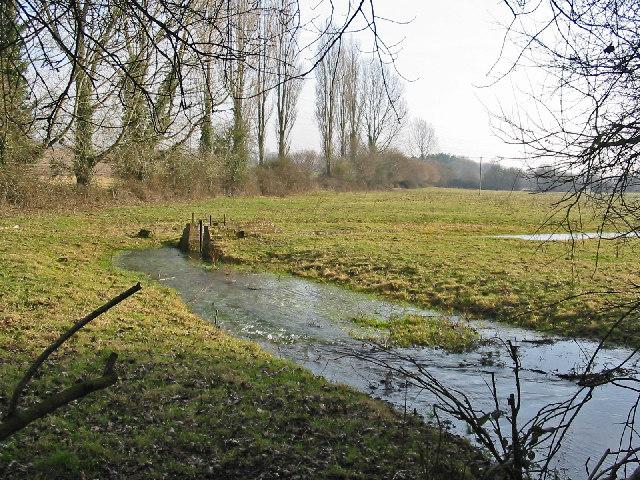 River Allen Damerham Hampshire