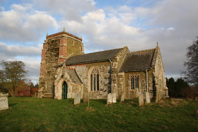 St.Andrew's church, Ashby Puerorum, Lincs.