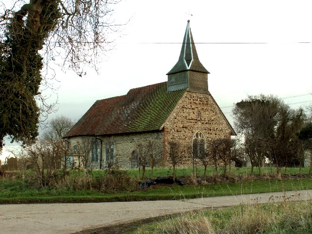 Holy Trinity Church, Bradwell, Essex