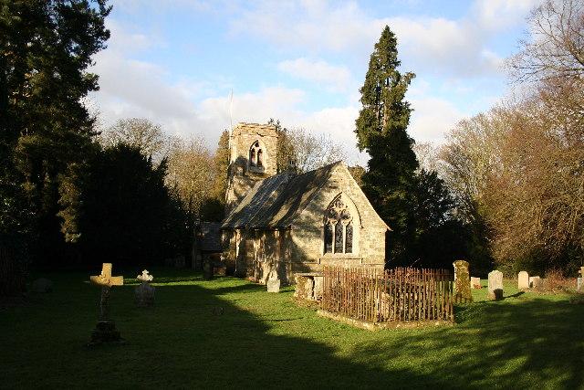 St.Mary's church, Harrington, Lincs.