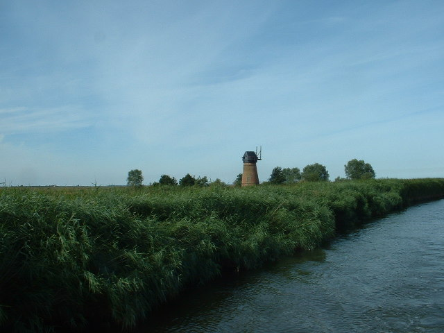 Toft Monk Drainage Mill