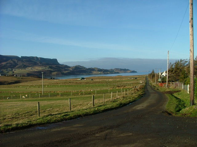 Crofting Township of Garafad