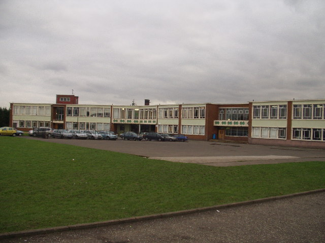 St Brendan's High School, Linwood