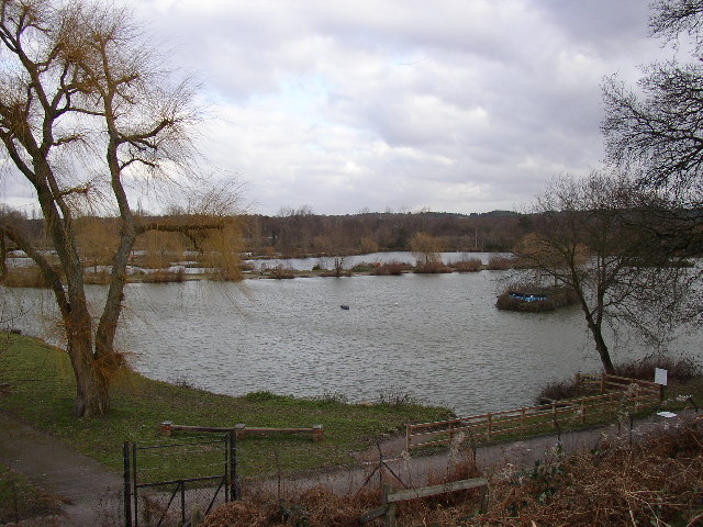 Gold Valley Lakes, Aldershot, Hampshire