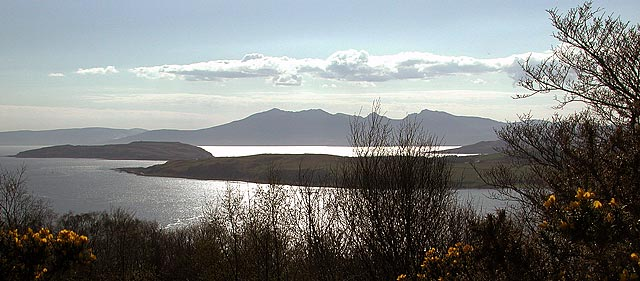 """View from the """"Haylie Brae"""""""