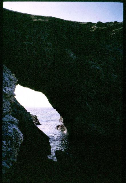 Bwa Du Rock Arch