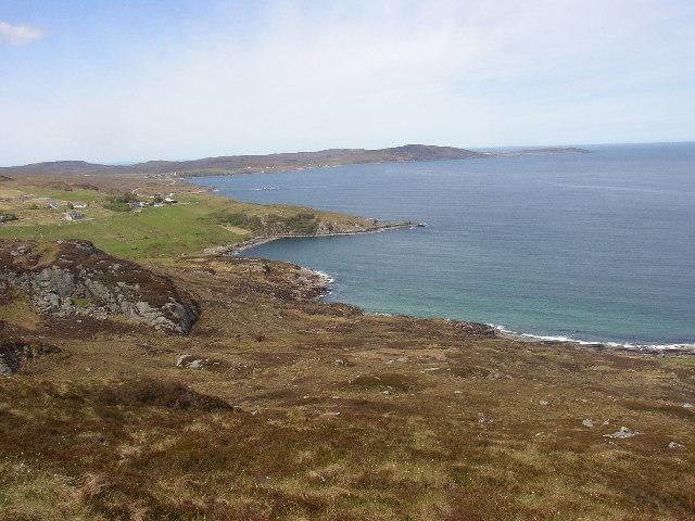 Second Coast, Gruinard Bay.