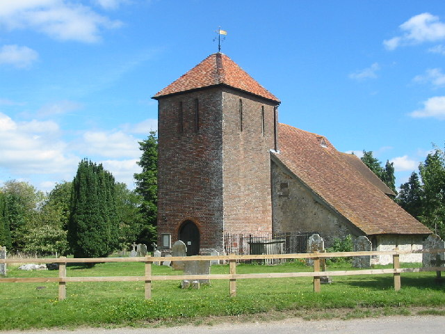 St John's Church, West Grimstead