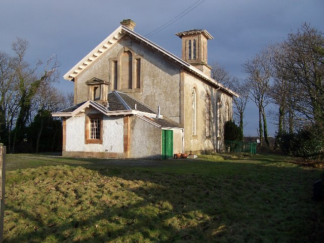 Bute, Ascog Church