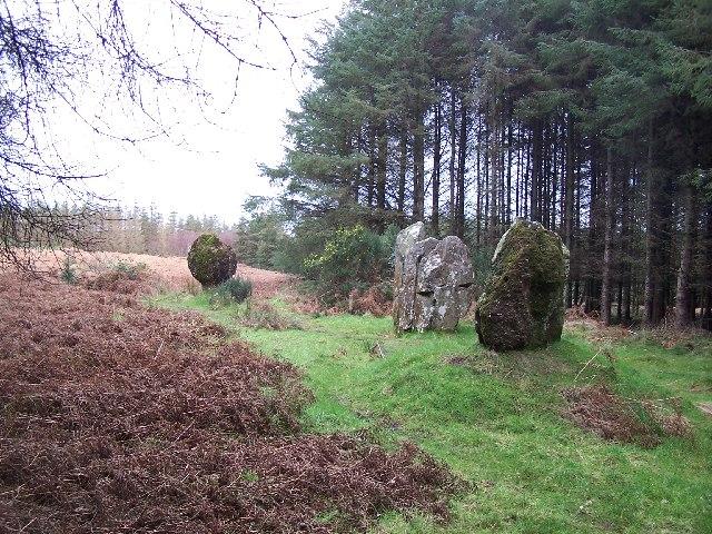 Bute, Stone Circle