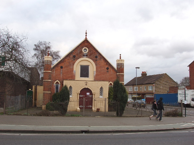 Bethany Free Church, Bedfont