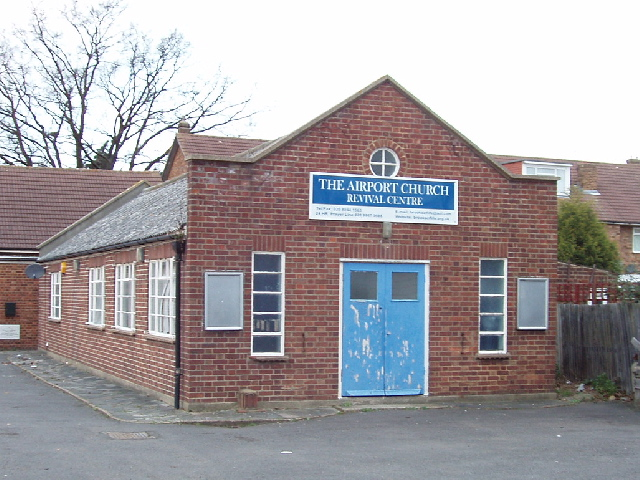 The Airport Church Revival Centre, near Heathrow