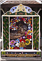 SK1969 : Well-dressing at Asford-in-the-Water by George Mahoney