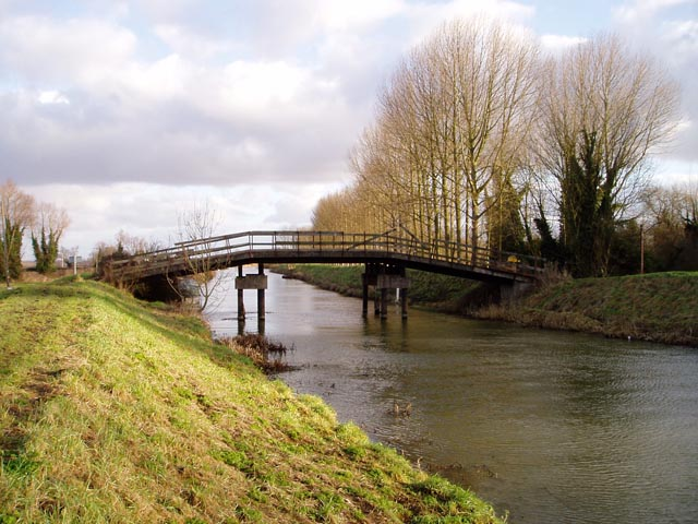 Bridge at Little Ouse
