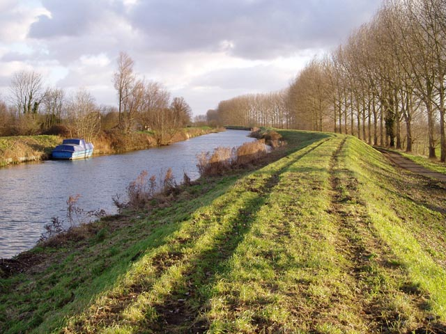 Little Ouse River at Brandon Bank