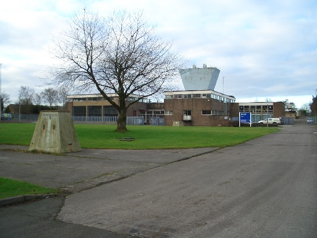 Water Treatment Works at Broughton