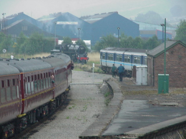 Rhymney Station