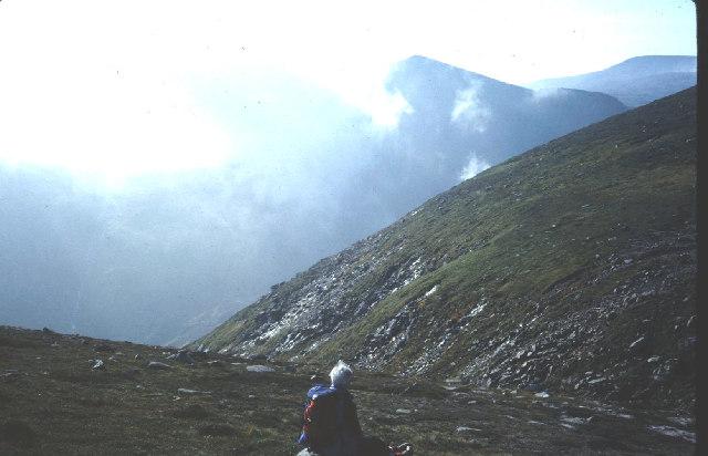 Top of Coire Raibeirt