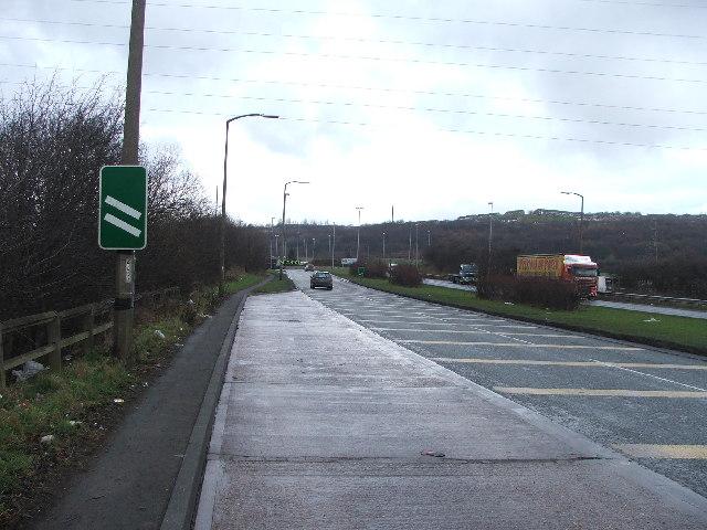 Dewsbury Road, Morley.