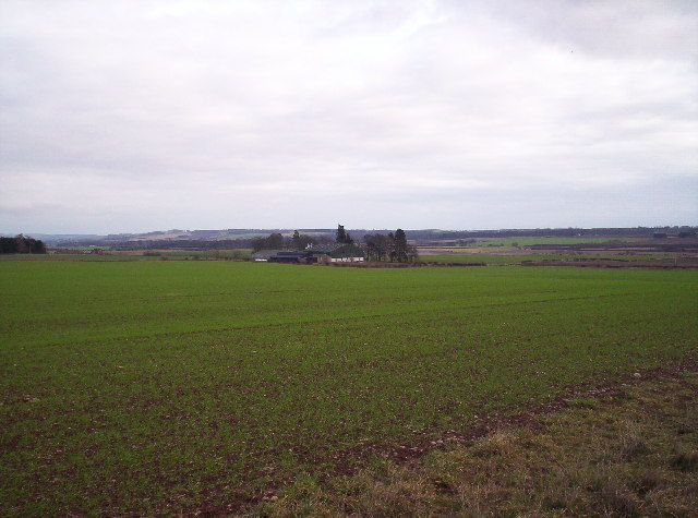 Balrownie Farm and Fields