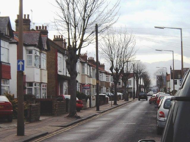 North Avenue, Southend-on-Sea