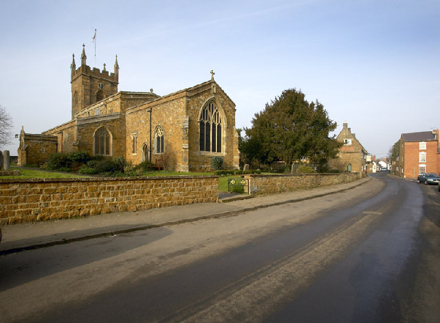 St John the Baptist Parish Church, Bodicote