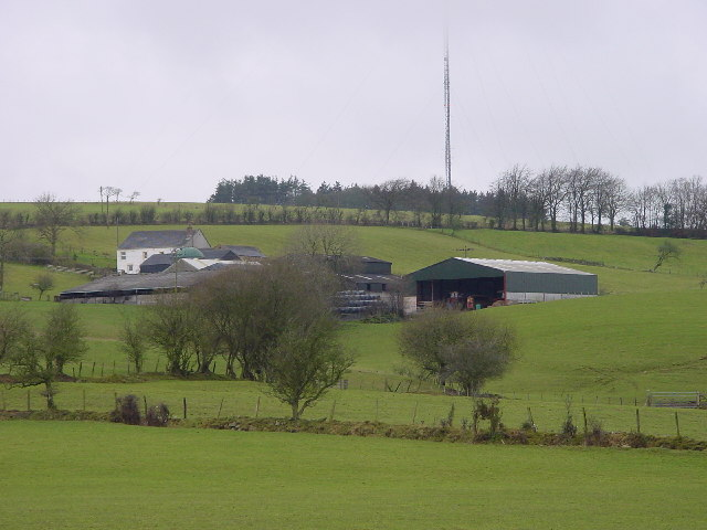 Town Head Farm, Brocklebank