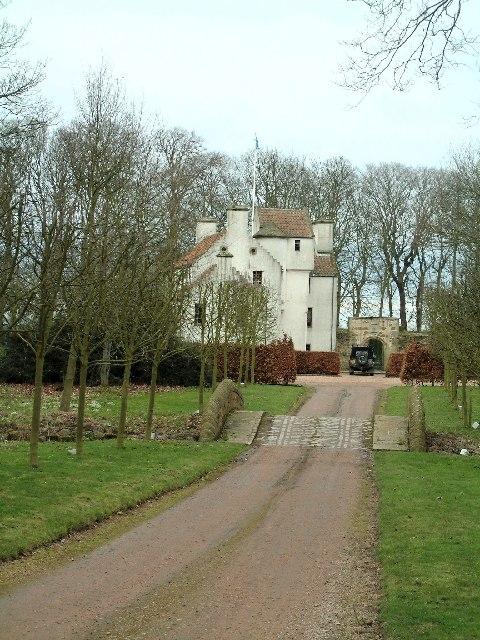 Wormiston House