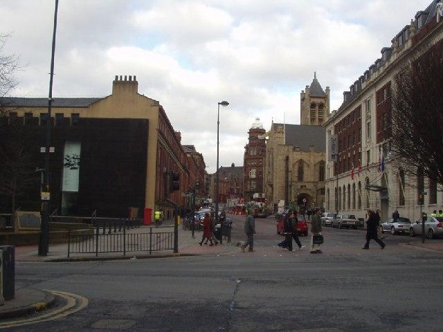 Cookridge Street, Leeds