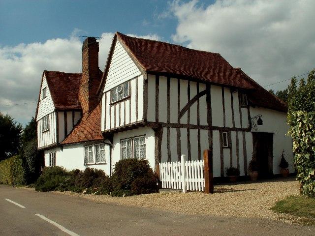 Monks Hall, Little Dunmow, Essex