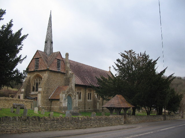Ford Church