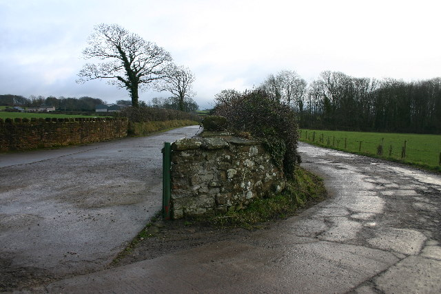 Dual Carriageway at Weary Hall