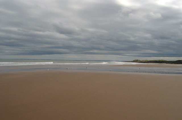 Carnoustie Bay