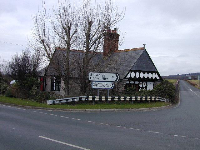 Tollbar Cottage, near Abergele