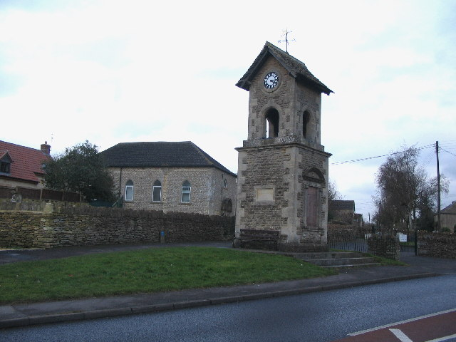 Atworth War Memorial and Independent Church