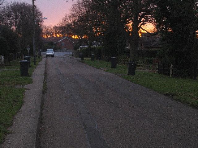 Thorpe Lane End