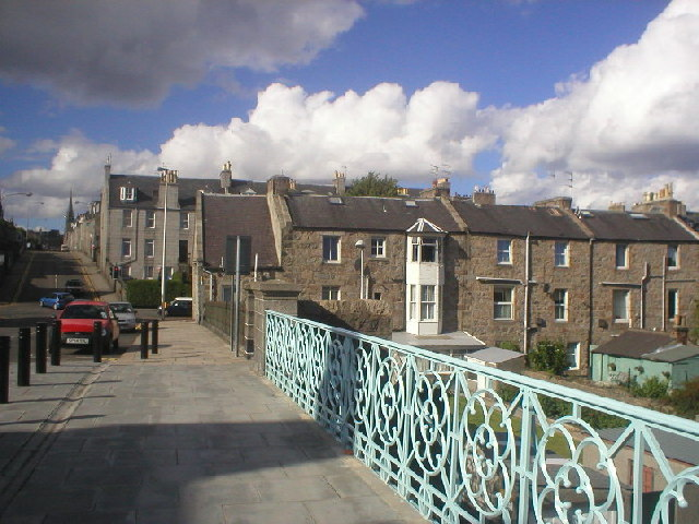 Bridge over Rosebank Terrace, Ferryhill