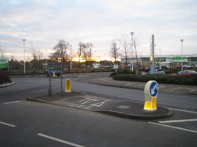 Supermarket at North Hykeham