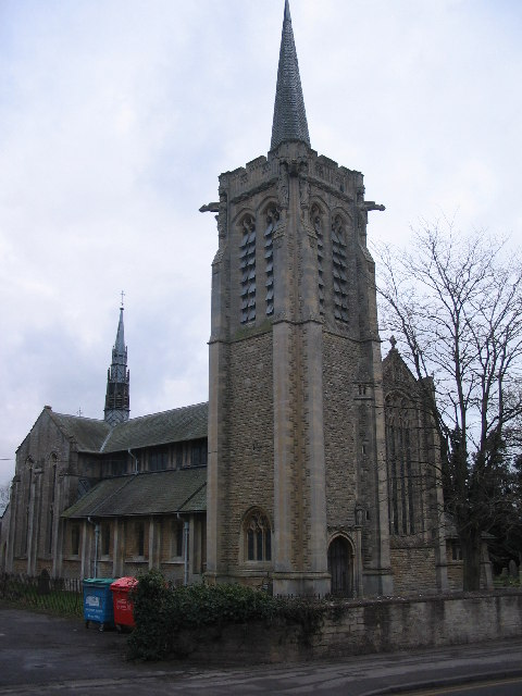 Christ Church, Shaw