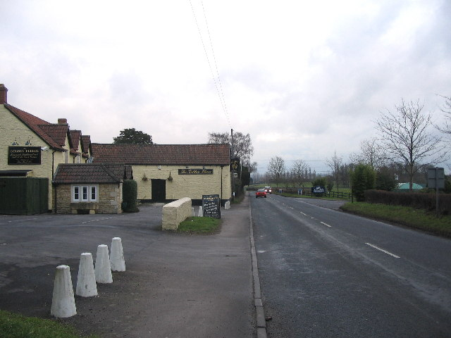 A365 near Atworth