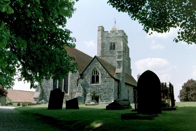 All Saints Church, Rettendon, Essex